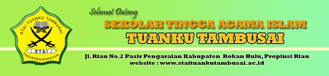 Website Resmi STAI Tuanku Tambusai